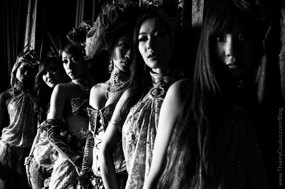 Portrait of the Tokyo Girls, Tokyo Nights 1, Shanghai