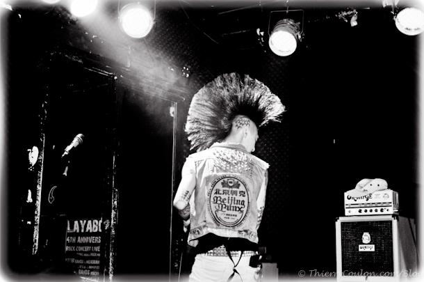 Punk and Hardcore showcase at Yuyingtang-5