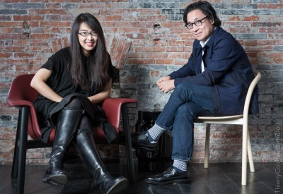 Portrait of Neri and Hu for Forbes Magazine Asia