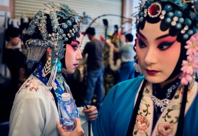 Beijing Opera Chinese China Photographer Shanghai Thierry Coulon