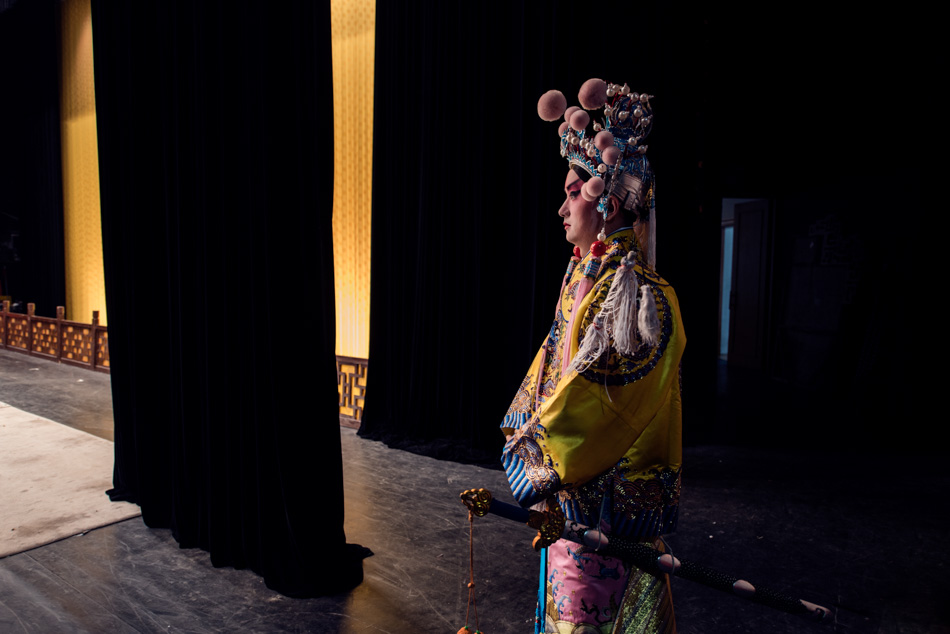 Beijing Opera Chinese China Photographer Shanghai Thierry Coulon