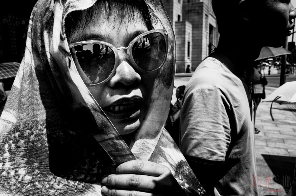 Black and White Street Photography Shanghai Thierry Coulon Photographer