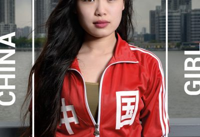 Portrait Photographer Book Shanghai China Girl