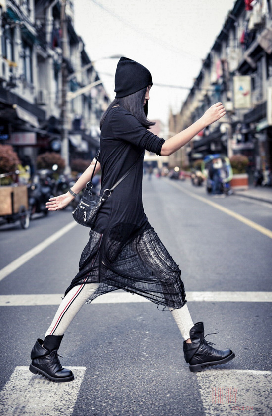 Street Fashion Photographer Shanghai Thierry Coulon