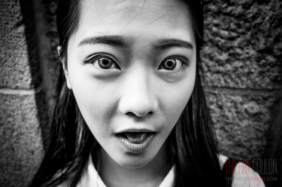 Iveseenyou instagram project street portrait Thierry Coulon Photographer Shanghai