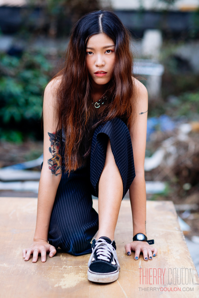 Portrait photographer Shanghai Tanyong
