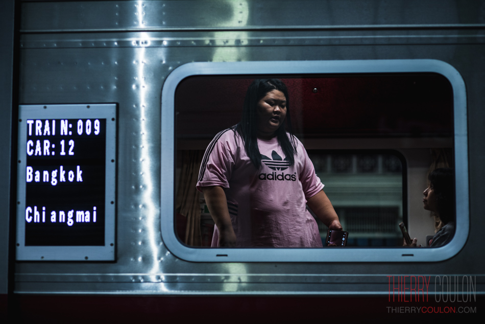 Street Photography Bangkok Station Thierry Coulon