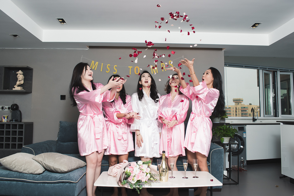 Bachelorette party Shanghai photographer Thierry Coulon