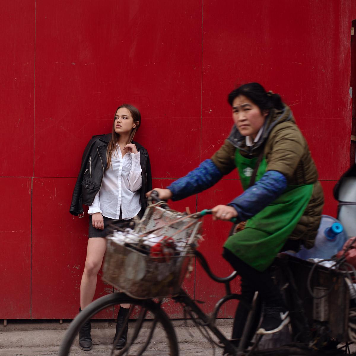 Shanghai Portrait Photographer Travel